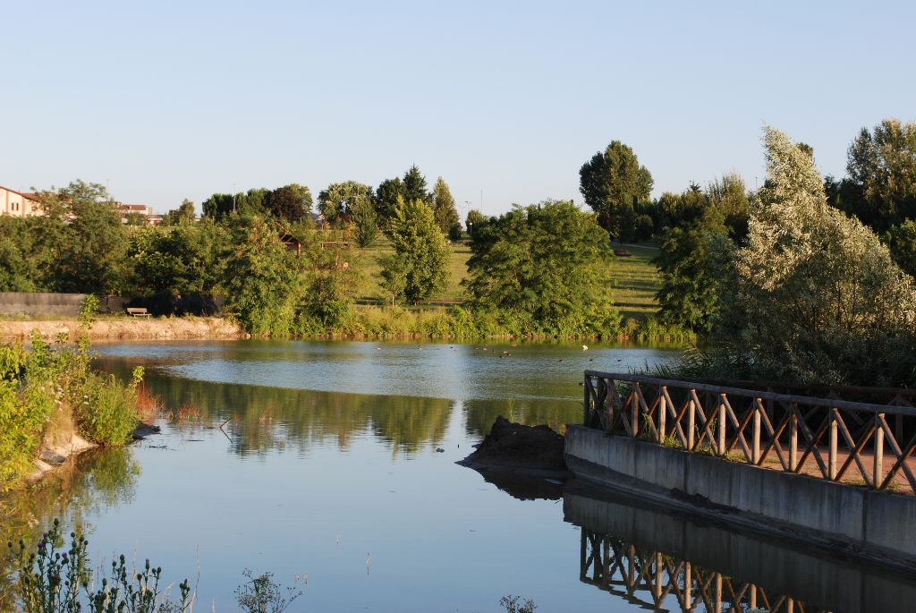 Parco Lago Nord Paderno