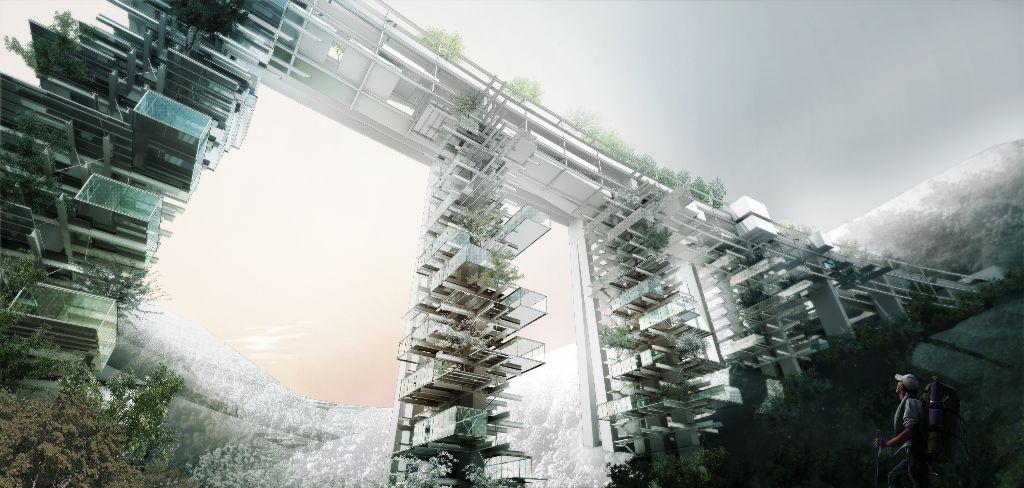 Il Parco Solare Sud riutilizzo di ponti in disuso