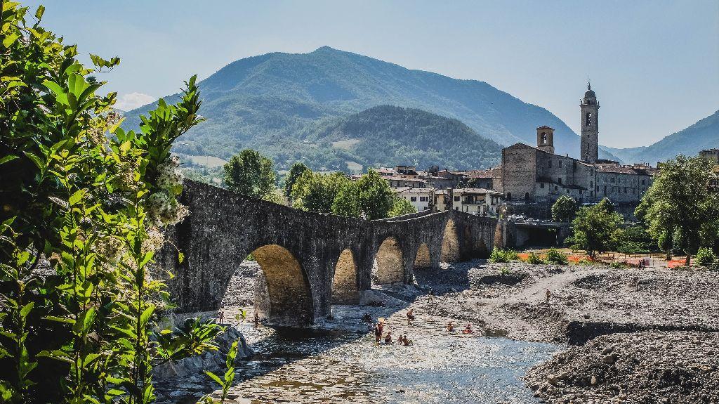Bobbio e il suo borgo medioevale